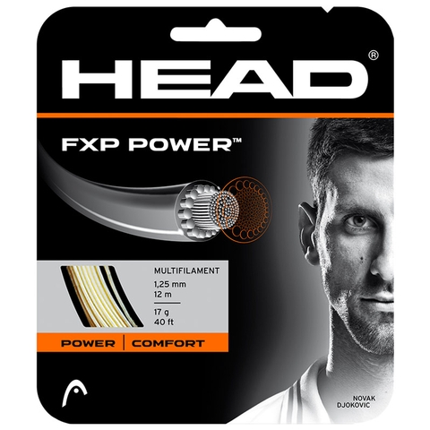 Head Fxp Power 17 Tennis String Set