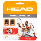 Head Intellistring 1.28/16 G.String Set Black/White