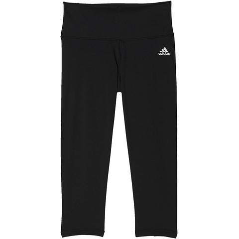 Adidas Performance Mid- Rise Women's Capri