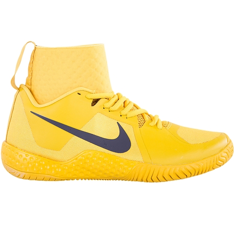 Nike Flare Women's Tennis Shoes Yellow/blue