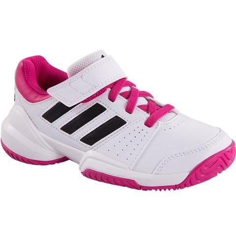 Adidas Court El C Junior Tennis Shoe