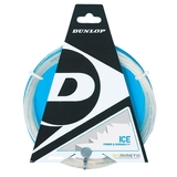 Dunlop Ice 17 Tennis String Set - Clear