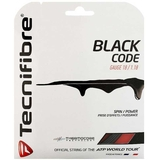 Tecnifibre Black Code 4s 18 Tennis String Set