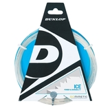 Dunlop Ice 16 Tennis String Set - Clear