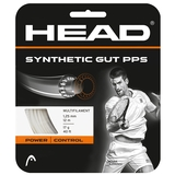 Head Syn Gut Pps 17 Tennis String Set - White