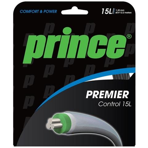 Prince Premier Control 15l Tennis String Set - Black