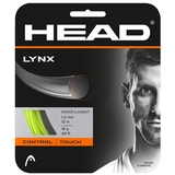 Head Lynx 16 Tennis String Set - Yellow