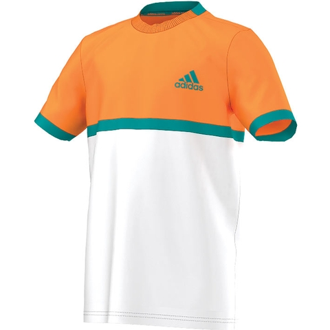 Adidas Court Boy's Tennis Tee