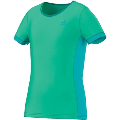 Adidas Court Girl's Tennis Tee