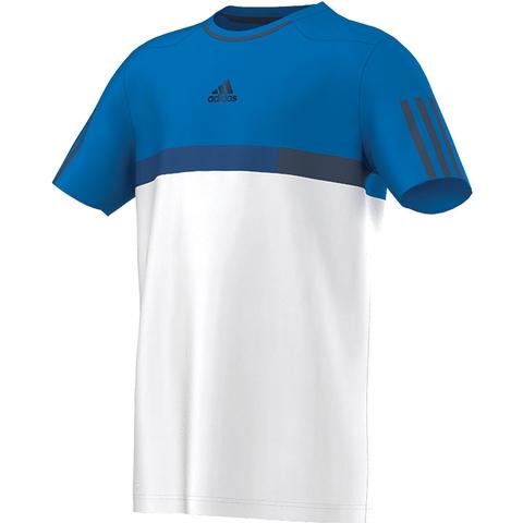 Adidas Barricade Boy's Tennis Tee