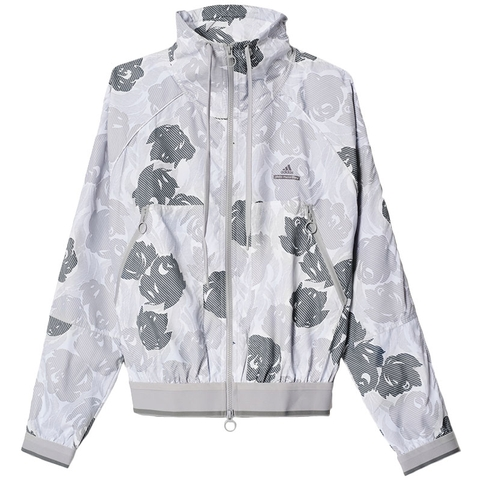 Adidas Stella Mccartney Women's Tennis Warm- Up Jacket