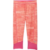 Adidas Macro Heather Print Women's Capri