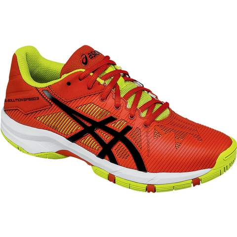 Asics Solution Speed 3 Gs Junior Tennis Shoe