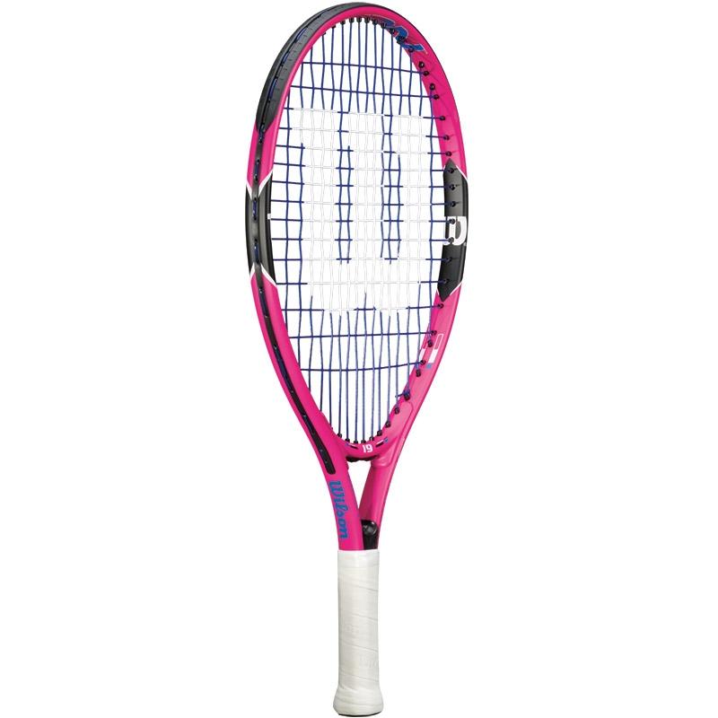 Wilson Burn Pink 19 Junior Tennis Racquet