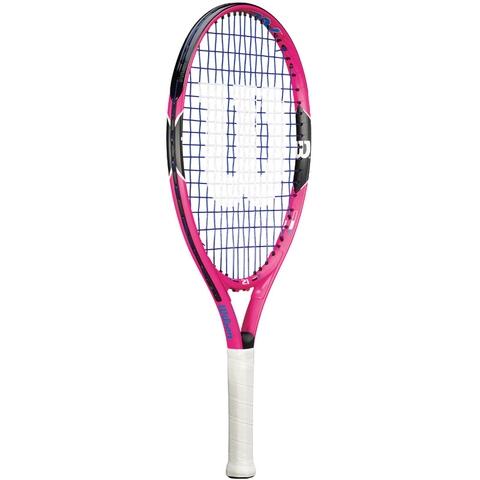 Wilson Burn Pink 21 Junior Tennis Racquet