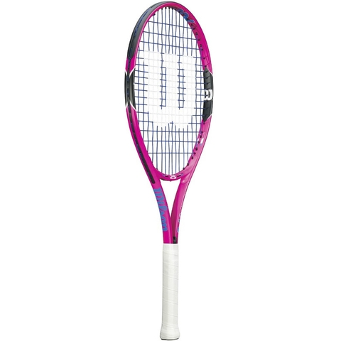 Wilson Burn Pink 25 Junior Tennis Racquet