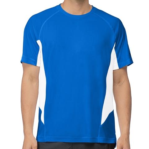 Fila Core Color Blocked Men's Tennis Crew