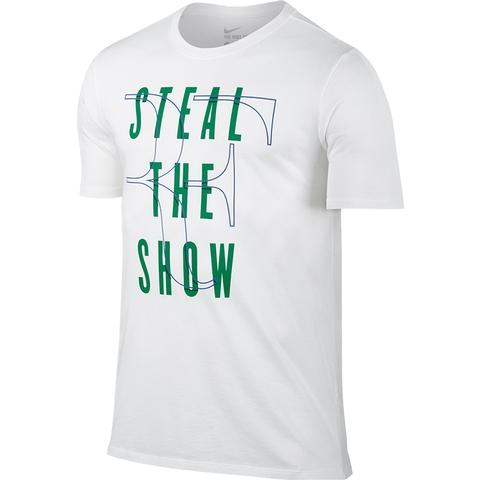 Nike Rf Steal The Show Men's Tennis Tee
