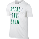 Nike Rf Steal The Show Men's Tennis Tee