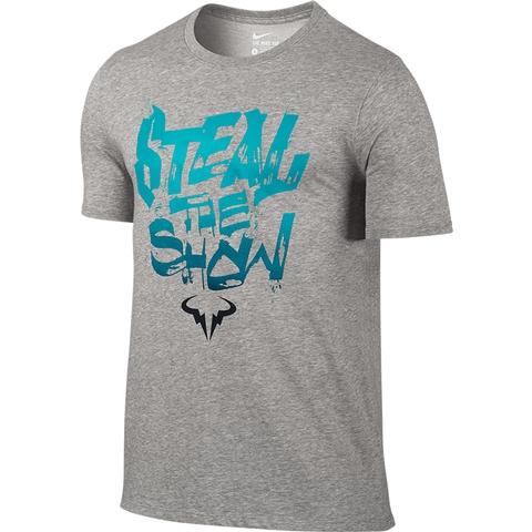 Nike Rafa Steal The Show Men's Tennis Tee
