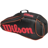 Wilson Burn Team 3 Pack Tennis Bag