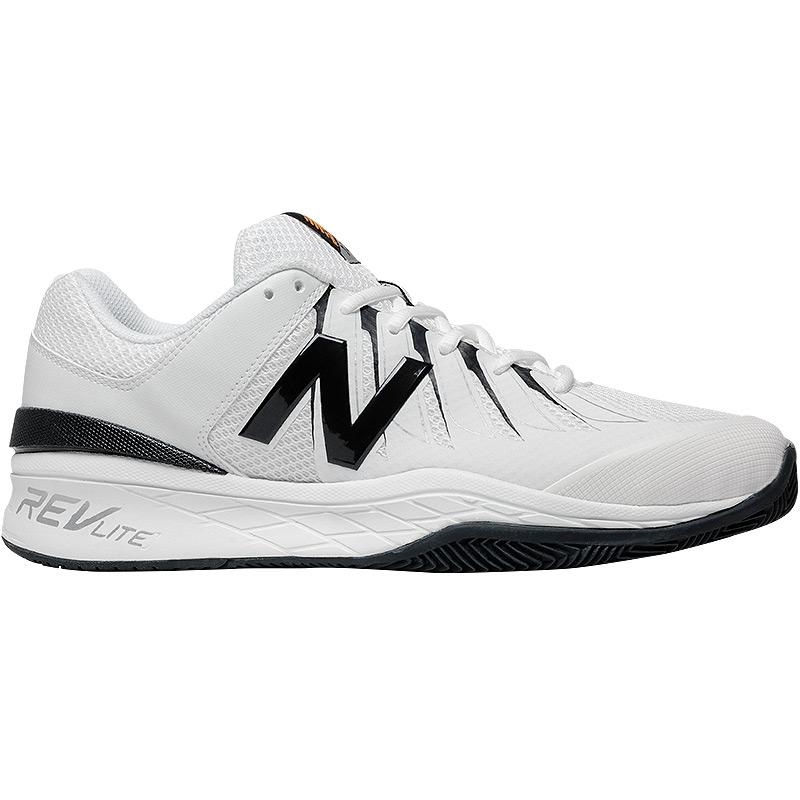 new balance mc 1006 2e wide s tennis shoe black white