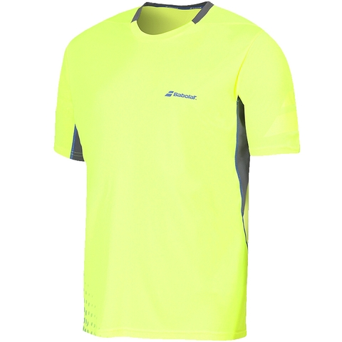 Babolat Performance Crew Men's Tennis Tee