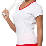 Fila Core Short Sleeve Women's Tennis Top