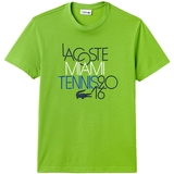 Lacoste Miami Open Men's Tennis Tee