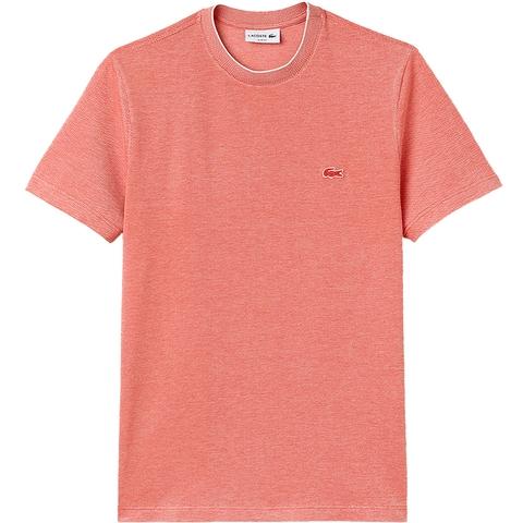 Lacoste Pique Cotton Men's T- Shirt