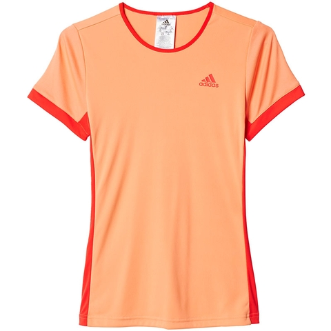 Adidas Court Girl's Tennis Tee