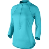 Nike Baseline 1/2 Zip Women's Tennis Top