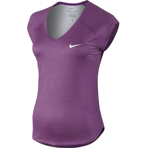 Nike Printed Pure Women's Tennis Top