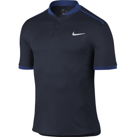 Nike Solid Men's Tennis Polo