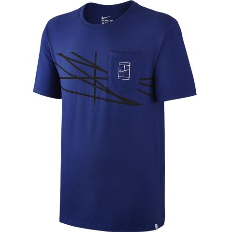 Nike Court Agassi Men's Tennis Crew