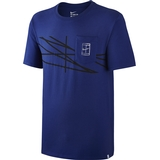 Nike Court Agassi Men's Tennis Crew