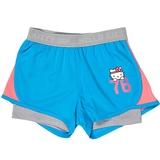 Hello Kitty 2- In- 1 Flash Girl's Tennis Short