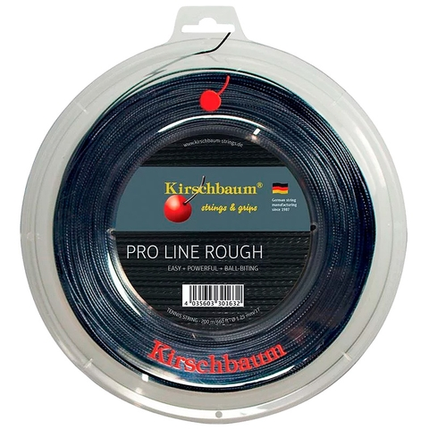 Kirschbaum Pro Line Ii Rough 1.30 Tennis String Reel