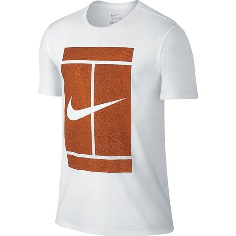 Nike Court Logo Men's Tennis Tee