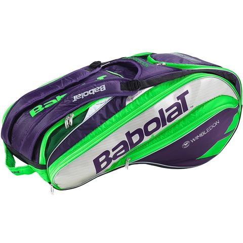Babolat Pure Strike Wimbledon 12 Pack Tennis Bag