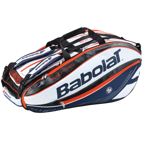 Babolat Pure Aero French Open 12 Pack Tennis Bag