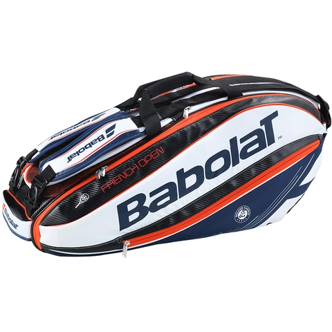 Babolat Pure Aero French Open 6 Pack Tennis Bag