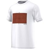 Adidas Roland Garros Y-3 Men's Tennis Tee
