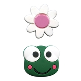 Gamma String Things Flower/Frog Tennis Dampener