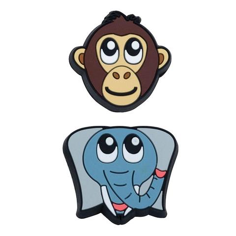 Gamma Zoo Monkey/Elephant Tennis Dampener