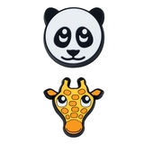 Gamma Zoo Panda/Giraffe Tennis Dampener
