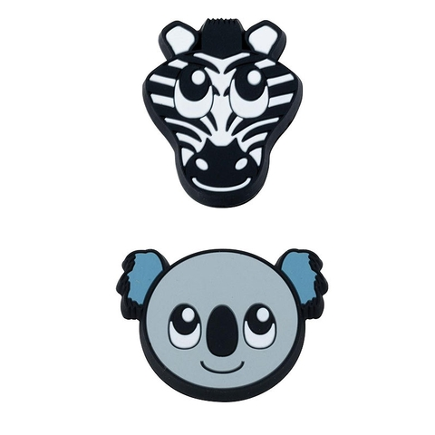 Gamma Zoo Koala/Zebra Tennis Dampener