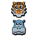 Gamma Zoo Hippo/Tiger Tennis Dampener