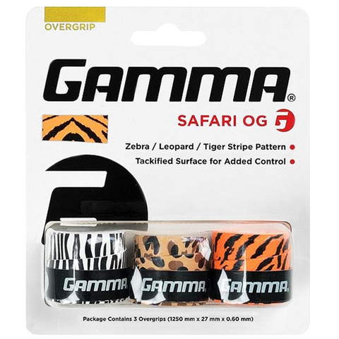 Gamma Safari Og Tennis Overgrip