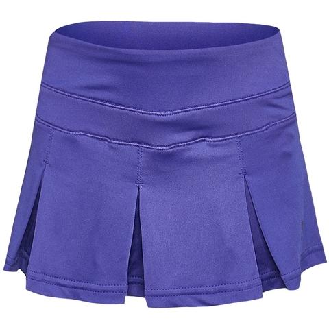 Prince Pleated Girl's Tennis Skirt